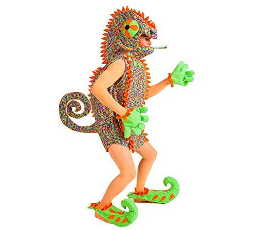 Generique - Chamäleon-Kostüm für Herren