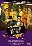 La maison du péril : Les petits meurtres d'Agatha Christie   Woreth, Eric (1960-)
