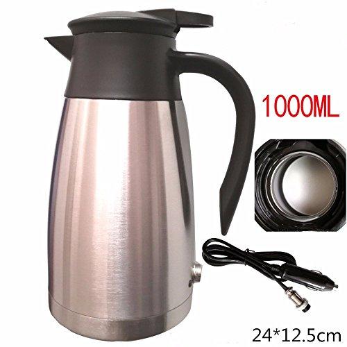 Preisvergleich Produktbild Auto-Wasserkocher - Elektrische Heizung Tasse Heißes Wasser Wasserkocher montiert 100 Grad, A, 12 V 24 v