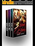 The 3 Bad Bears: A 3 Book WereBear Romance Bundle