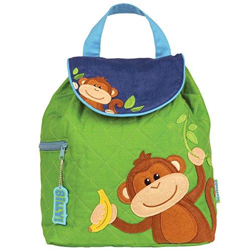 ren's Quilted Backpacks Kinder-Rucksack, 33 cm, 2 liters, Grün (Green) ()