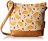 #7: Kanvas Katha Women's Sling Bag (Multi-Colour) (KKSAMZJAN005)