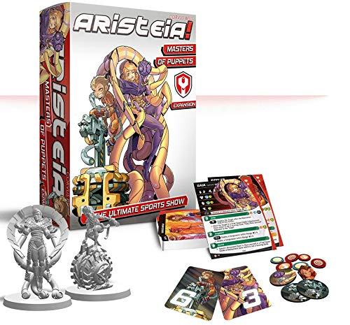 Aristeia - Masters of Puppets