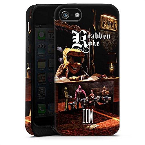 Apple iPhone 6s Hülle Case Handyhülle Spongebozz Krabbenkoke Fanartikel Merchandise Tough Case matt