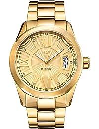 JBW Men's J6311A Analog Display Japanese Quartz Gold Watch
