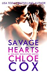 Savage Hearts (Club Volare Book 7) (English Edition)