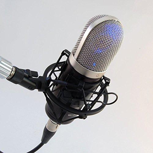 MC-200 Studio Großmembran Kondensatormikrofon Nierenkapsel + Spinne beste Preis-/ Qualität