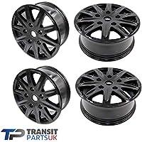 Transit Custom Sport - Ruedas de aleación para bicicleta (17 pulgadas, 10 palos,