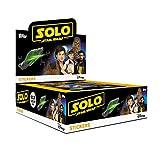 Topps D106295-DE/DI Solo A Star Wars Story-30 Booster im Display Sammelsticker, bunt