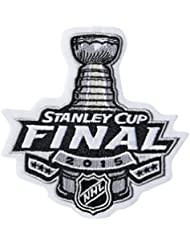 NHL All Teams 2014/2015 NHL Stanley Cup Patch, Small, Black by National Emblem