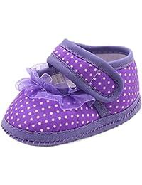 showsing-baby shoes - Bailarinas de algodón niña