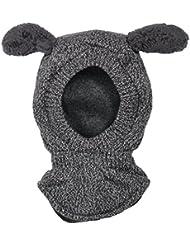Sterntaler Baby-Jungen Mütze Strick-Schalmütze