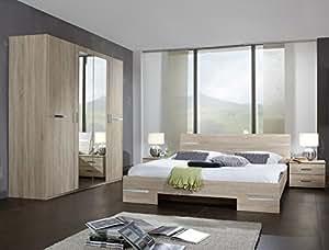 Germanica BAVARI Bedroom Furniture Set with 4 Door