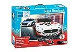 TEKNO TOYS Circuit de Voiture 1:43 Mercedes-Benz AMG Maserati GT4 avec Looping...