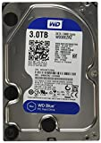 WD 3 TB SATA LLL Caviar Hard Drive - Blue