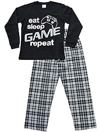 Niños comer dormir juego repetición pijama 9 A 13 ...