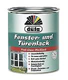 Düfa 3in1 Fenster&Türenlack Profi Glanz-Weißlack innen&außen 2,5 L