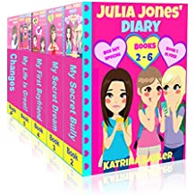 Julia Jones' Diary - Boxed Set - Books 2 to 6: Book 1 is Free - Books for Girls 9 - 12