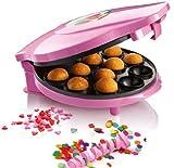 Princess 132600 máquina para madalenas y donuts - Máquina para hacer alimentos (700W, 230V) Rosa