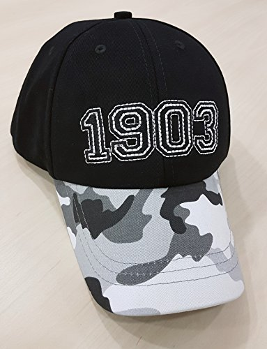 Besiktas JK 1903 Kappe / Besiktas Istanbul 1903 Baseball Cap / kamuflaj Şapka / camouflage (Lizenzierte Baseball-hüte)