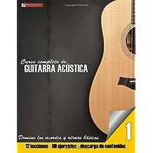 Curso completo de guitarra acustica (Curso completo de guitarra acústica)