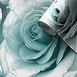 Muriva Madison glitzer Tapete funkeln Blumen Blumen Rose Blütenblätter geblasen Vinyl Wasser - 139523