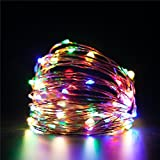 Best Command Shower Soaps - TAOtTAO Led String Lights Decorative Bedroom Patio Garden Review