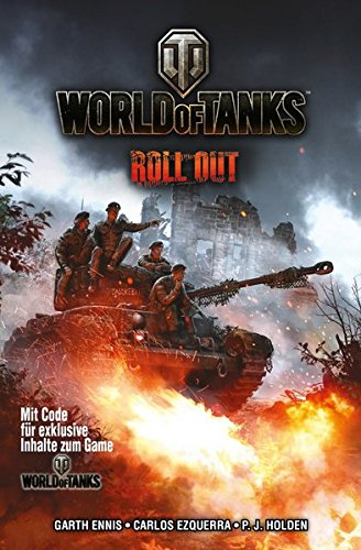World of Tanks - Graphic Novel: Bd. 1: Roll Out