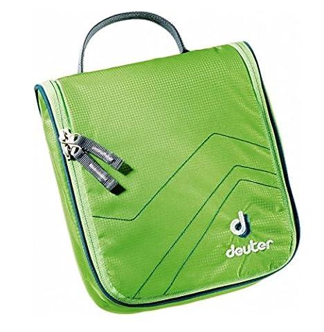Deuter Wash Center I Hygiene persönliche Tasche, Unisex Erwachsene Einheitsgröße Grün (kiwi /
