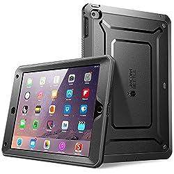 Compatibilité: Compatible avec Apple iPad Air 2 (2nd Generation) 2014 Release, assure l'accés complet à toutes les fonctionnalité, écran tactile et ports. INADEQUAT pour iPad Air (1st Generation) ou tout autres modèles.    Materiaux: Polycarbonate d...