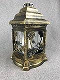 Kerze Grablichter Grabschmuck Grablampe Grablaterne Grablicht Grableuchte Memory 26 cm W.K-207r