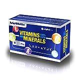 Vitaminas y Suplementos de Minerales vitamina C, vitaminas Grupo B y hierro anti cansancio y fatiga multivitaminico para mujer y hombre ayuda a mejorar el bienestar 60 cápsulas para 2 meses
