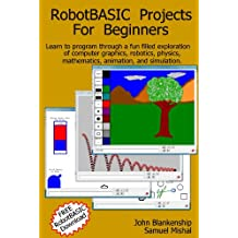 RobotBASIC Projects For Beginners