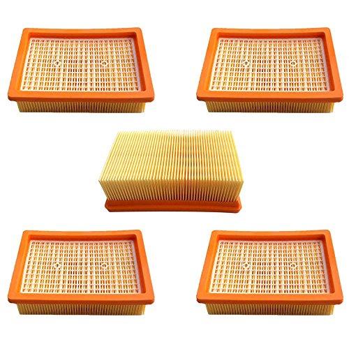 Festool 452923 Flachfalten Filter für Würth 0702400195