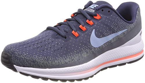 Nike Air Zoom Vomero 13, Scarpe da Running Uomo, Blu (Thunder Cirrus Blue/Cool 400), 42 EU