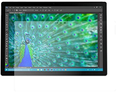 dipos I 2X Panzerfolie matt passend für Microsoft Surface Book Schutzfolie 9H Bildschirmschutz-Folie