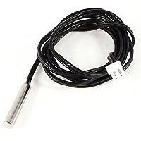 Sonda de temperatura cable de 1 metro y conector, NTC 10K Ohm ±1%