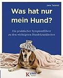 Was hat nur mein Hund?: Ein praktischer Symptomführer zu den wichtigsten Hundekrankheiten (Das besondere Hundebuch)