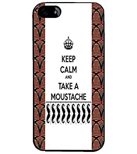 PrintDhaba Quote D-3477 Back Case Cover for APPLE IPHONE 4S (Multi-Coloured)