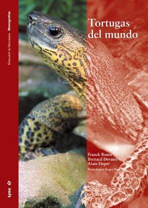 Portada del libro Tortugas del Mundo (Descubrir la Naturaleza)