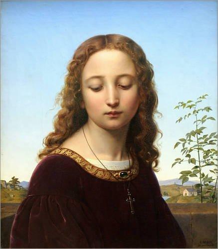 impresion-en-madera-80-x-90-cm-portrait-of-a-young-woman-de-ernst-deger