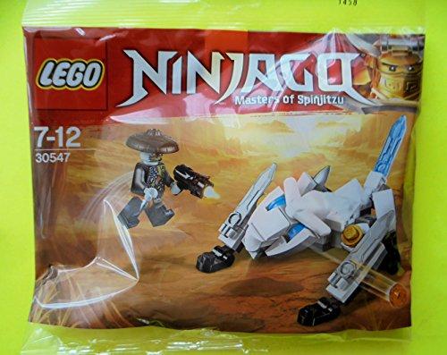 Lego Ninjago 30547 Drachen Jäger Drachenjäger Dragonhunter Polybag Neu ovp