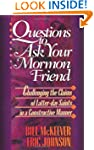 Questions to Ask Your Morman Friend