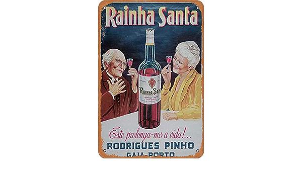 OSONA Plaza De Toros De Palma De Mallorca R/étro nostalgique Art traditionnel rouille couleur /étain Logo publicit/é frappante d/écoration murale cadeau