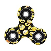 Sansee Tri-Spinner Fidget Multi-Color Hand Spinner