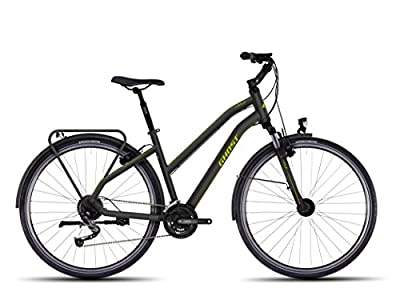 Ghost Square Trekking 3 Miss Trekking bike Ladies green/black 2017 Trekking bike
