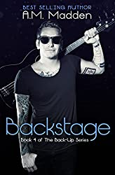 Backstage (Book 4 of The Back-Up Series) (English Edition)