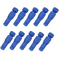 GAOHOU 10PCS Durable POSI-Tap 16-18 Awg PTA 1618 Conectores Blue Wire Tap Terminal del Conector
