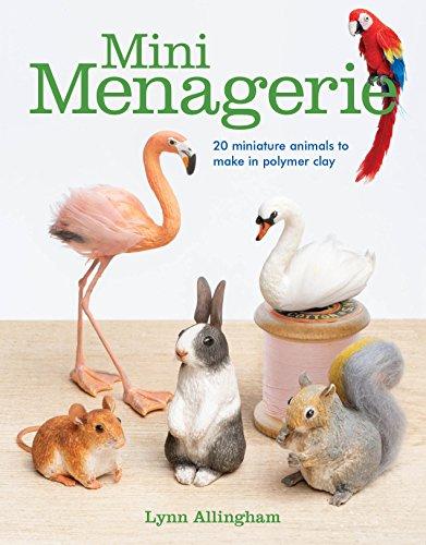 Mini Menagerie por Lynn Allingham