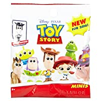 Disney Pixar DNW42 Toy Story Mini Character, Multi-Colour